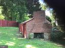 BB Pit Rear Yard - 2409 GREEN VALLEY DR, SUITLAND