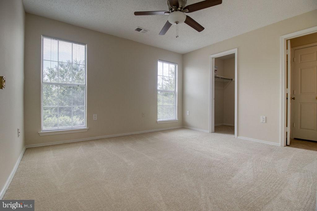 Master Bedroom With Walk-In Closet - 21024 TIMBER RIDGE TER #303, ASHBURN