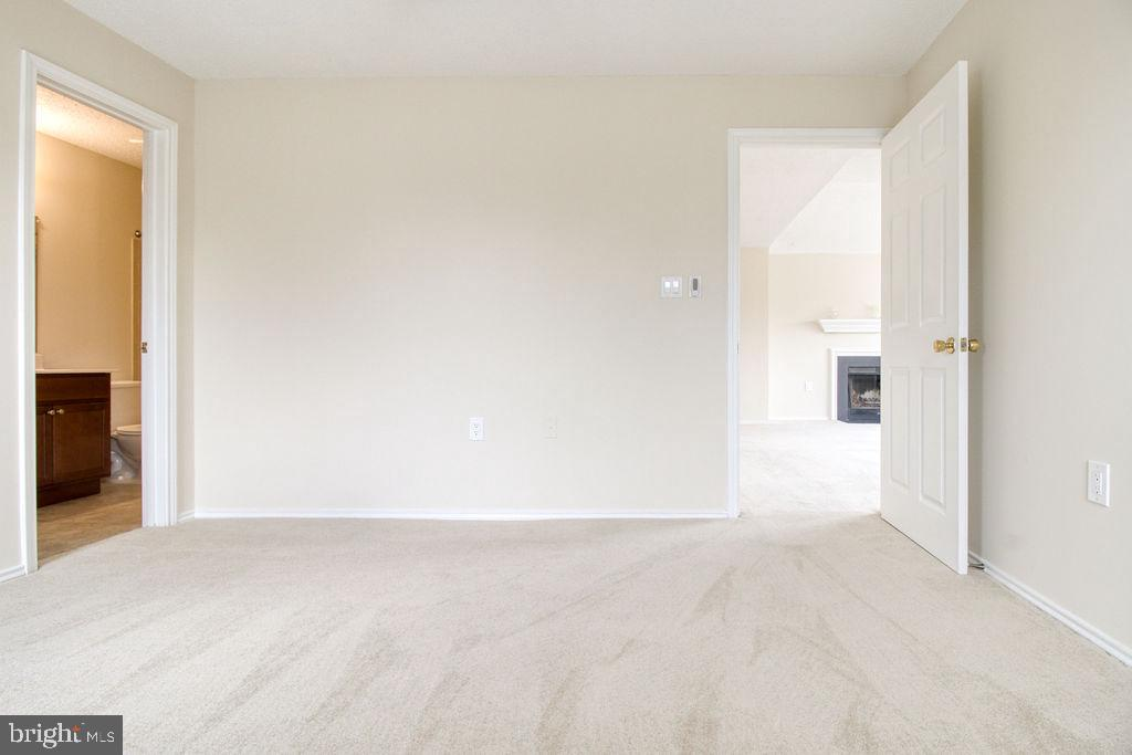 View To Living Room From Master Bedroom - 21024 TIMBER RIDGE TER #303, ASHBURN