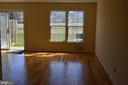 Hardwood floors overlooking  green space - 19911 SPUR HILL DR, GAITHERSBURG