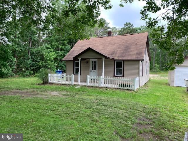 Single Family Homes для того Продажа на Woodbine, Нью-Джерси 08270 Соединенные Штаты