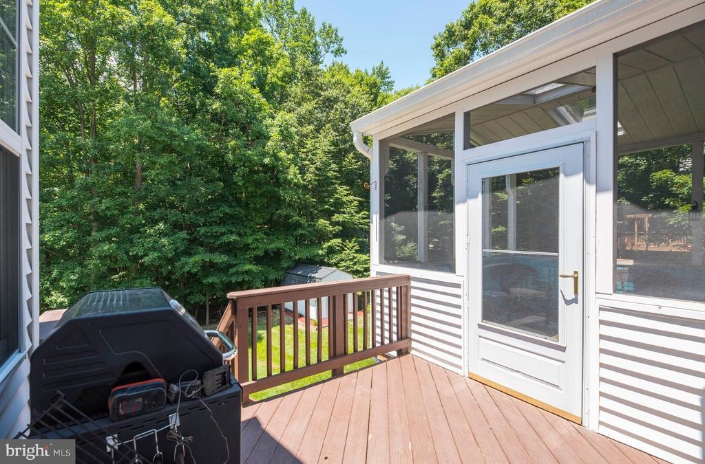 Deck - 5 WEXWOOD CT, STAFFORD