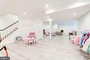 plenty of bright open space for play and dress up - 6218 30TH ST N, ARLINGTON