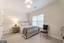 private lower level 6th BR and walk in closet - 6218 30TH ST N, ARLINGTON