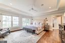multiple windows, recessed lighting, wall sconces - 6218 30TH ST N, ARLINGTON
