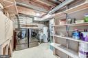 Laundry / Storage - 2424 S WALTER REED DR #3, ARLINGTON