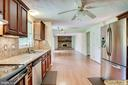 GOURMET KITCHEN - 8010 TREASURE TREE CT, SPRINGFIELD