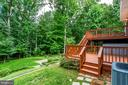 TWO TIER DECK - 8010 TREASURE TREE CT, SPRINGFIELD