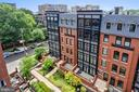 View from the Roof Top Terrace - 1700 CLARENDON BLVD #128, ARLINGTON