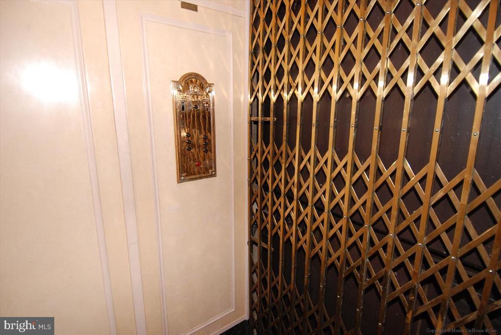 Elevator - 3000 TILDEN ST NW #402-I, WASHINGTON
