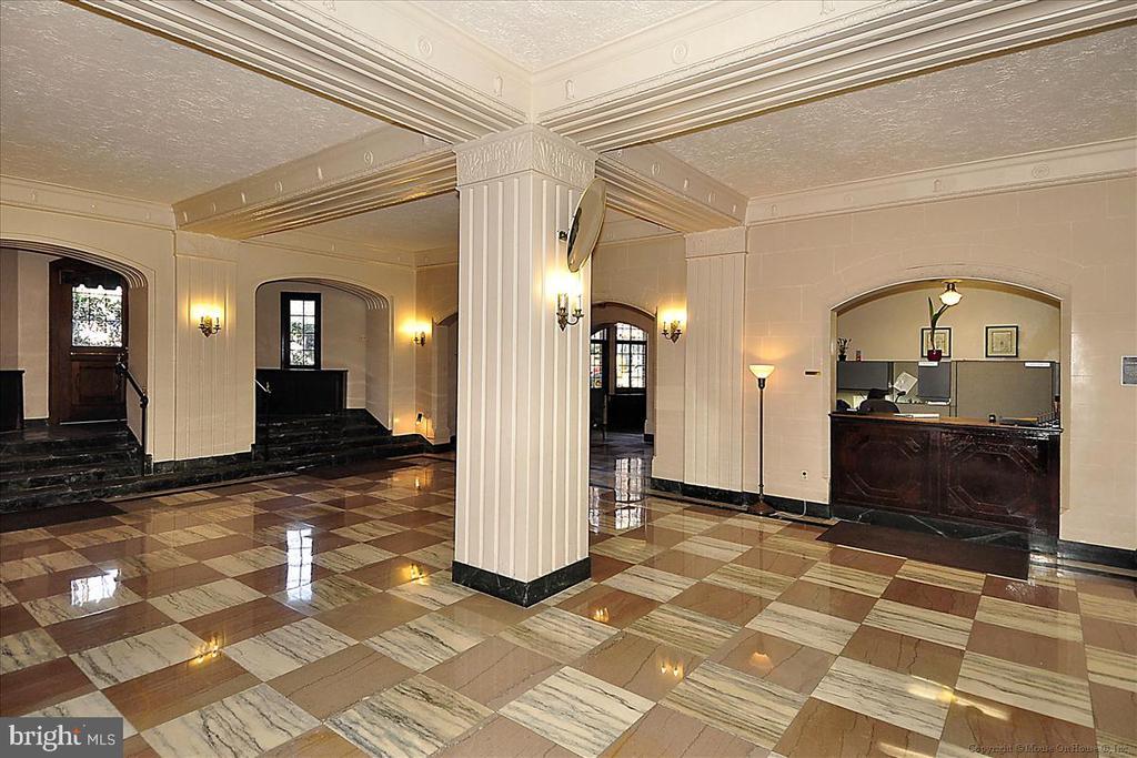 Lobby - 3000 TILDEN ST NW #402-I, WASHINGTON