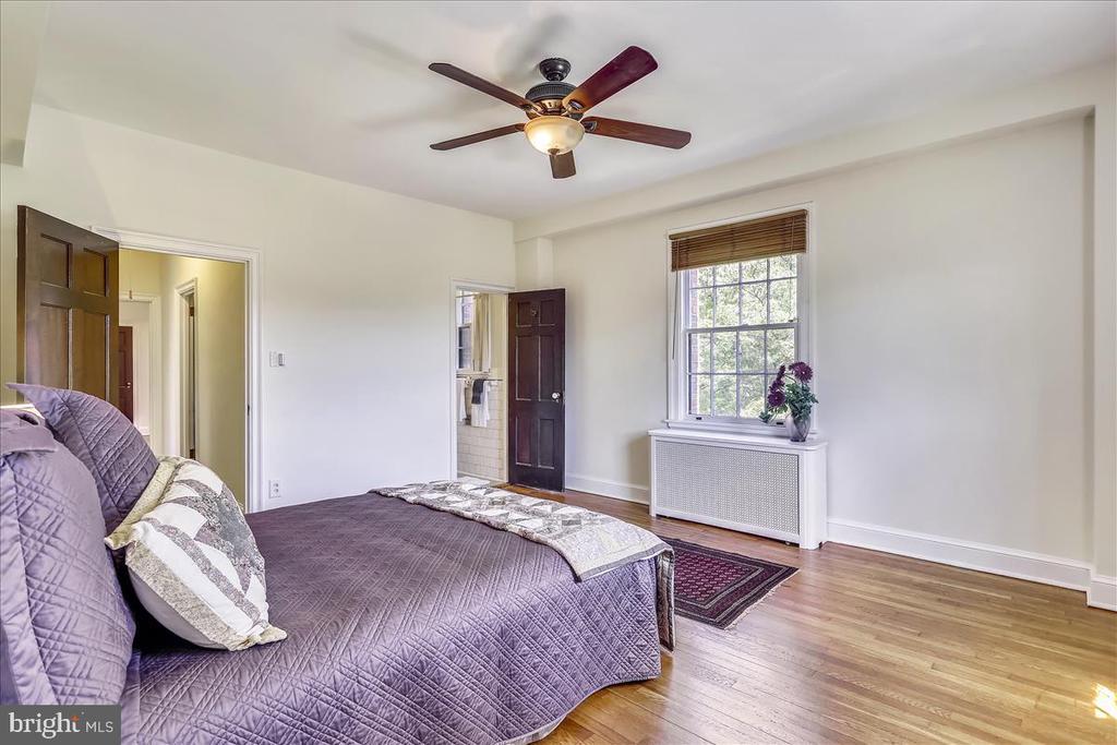 Master bedroom - 3000 TILDEN ST NW #402-I, WASHINGTON