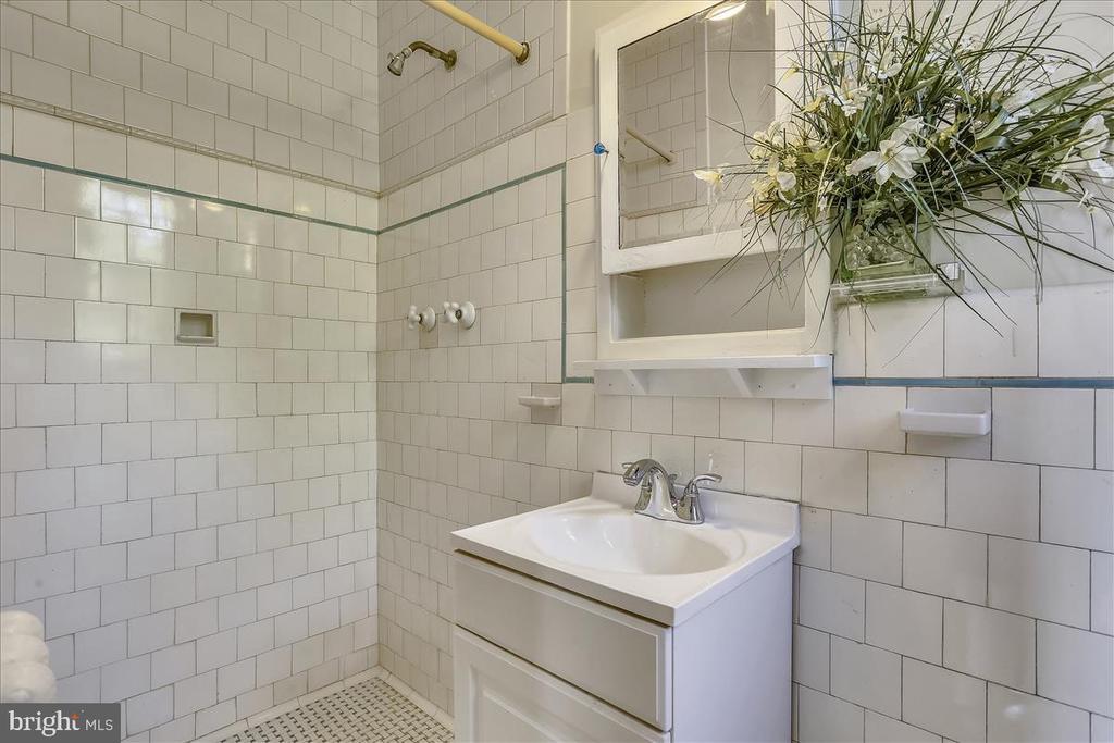 Master bath - 3000 TILDEN ST NW #402-I, WASHINGTON