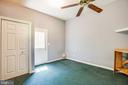 4th bedroom - 160 DEACON RD, FREDERICKSBURG