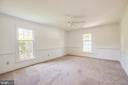 master bedroom - 160 DEACON RD, FREDERICKSBURG