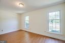 bedroom - 160 DEACON RD, FREDERICKSBURG