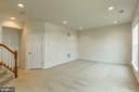 Rec Room - 16378 GANGPLANK LN, WOODBRIDGE