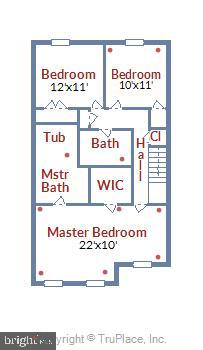 floor Plan - 8 CEDARWOOD CT, NORTH BETHESDA