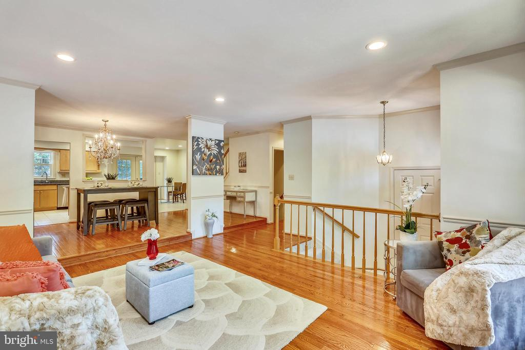 view - 8 CEDARWOOD CT, NORTH BETHESDA