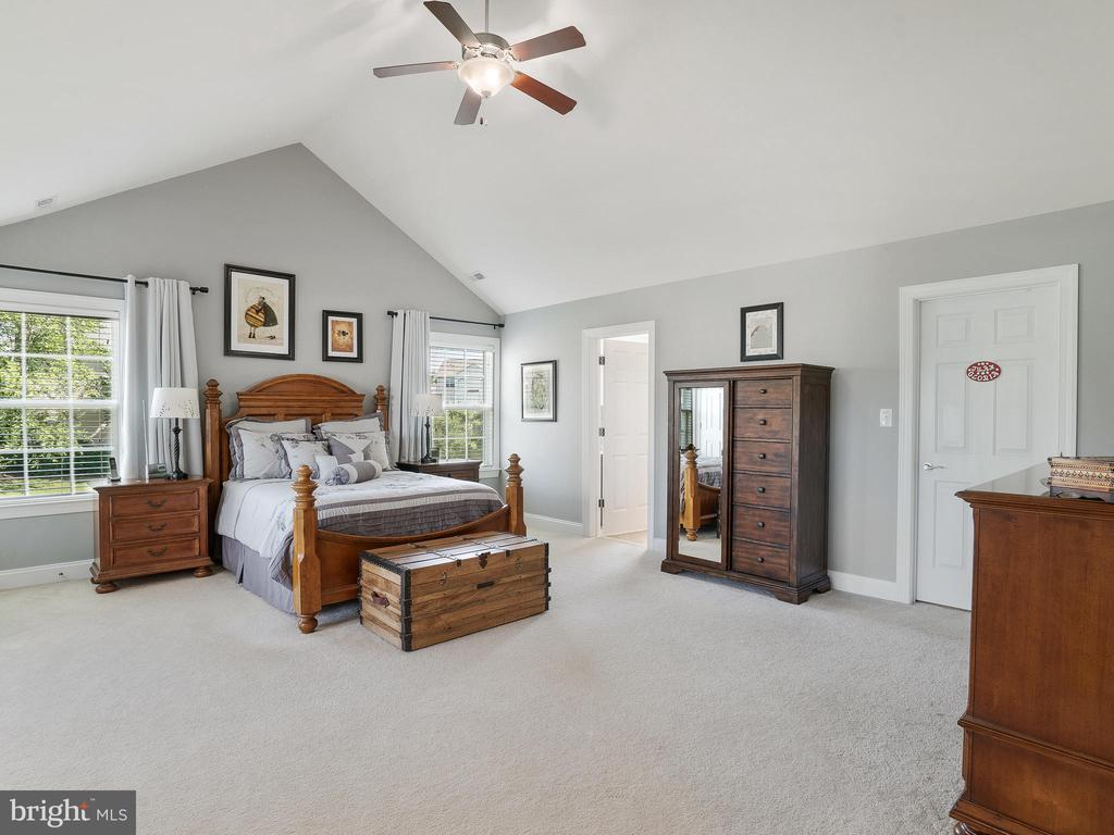 Huge Master Bedroom - 14430 HAMILL RUN DR, GAINESVILLE
