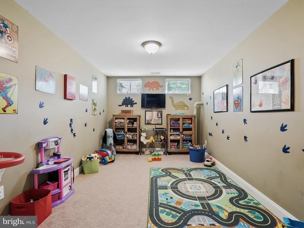 Children's Play Room off Rec Room - 14430 HAMILL RUN DR, GAINESVILLE
