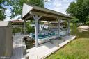 Covered Boat Slip (Boat Conveys) - 3600 MORNING GLORY RD, BUMPASS