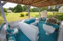 Pontoon Boat! - 3600 MORNING GLORY RD, BUMPASS