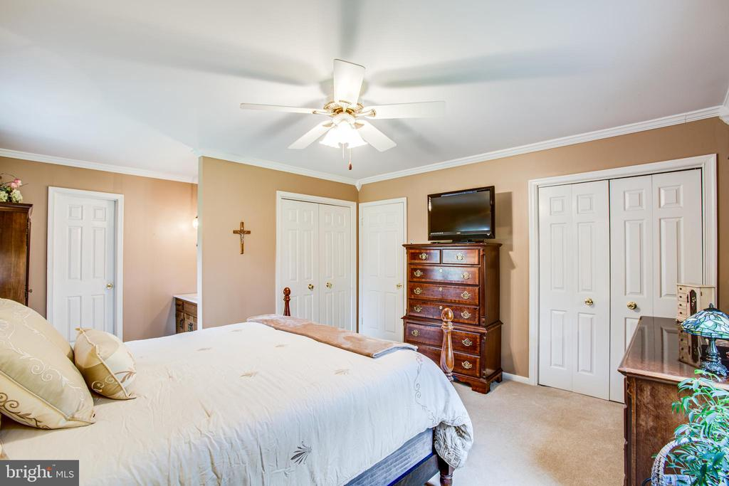 Master Bedroom - 3600 MORNING GLORY RD, BUMPASS