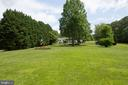Huge yard - 3600 MORNING GLORY RD, BUMPASS