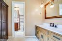Master Bath/sitting area - 3600 MORNING GLORY RD, BUMPASS