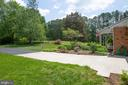 Side and front yards - 3600 MORNING GLORY RD, BUMPASS