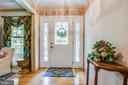 Front Entry Hall - 3600 MORNING GLORY RD, BUMPASS