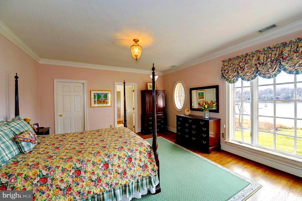Expansive Water Views, Bath, Walk In Closet, Deck - 659 ROCK COVE LN, SEVERNA PARK