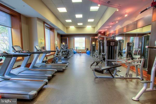 Fitness Room - 11990 MARKET ST #2001, RESTON