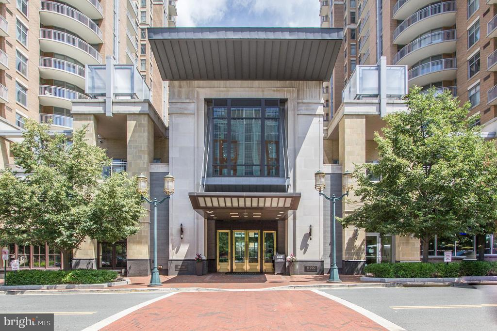 Exterior of building - 11990 MARKET ST #2001, RESTON