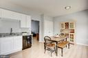 Kitchen + Breakfast Area | Main Level - 248 GOLDEN LARCH TER NE, LEESBURG
