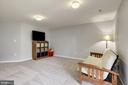 Recreation Room | Lower Level - 248 GOLDEN LARCH TER NE, LEESBURG