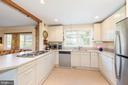 Kitchen Peninsula - 20597 FURR RD, ROUND HILL