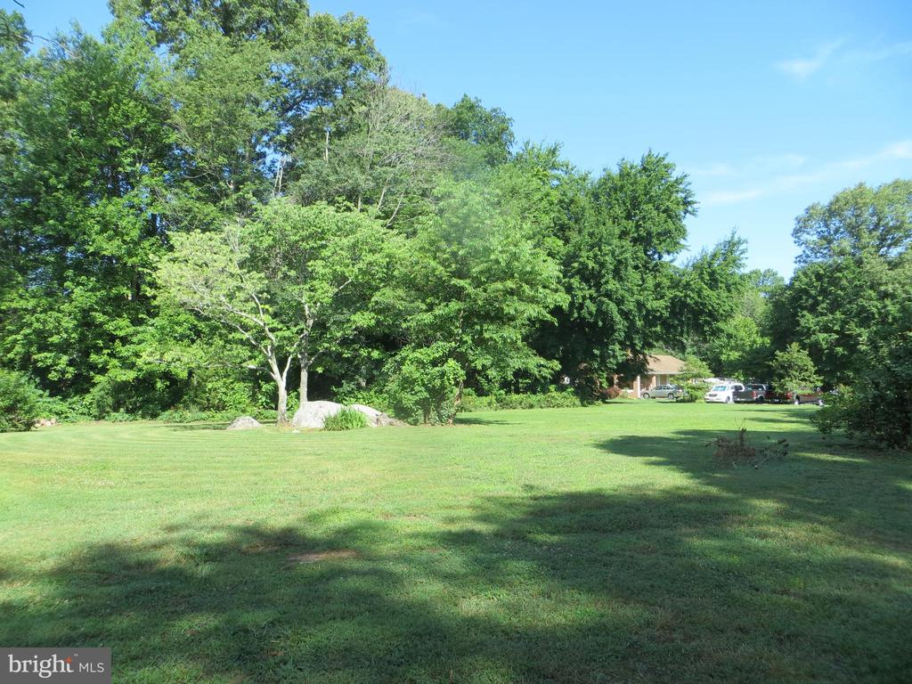View into Backyard - 7088 LOUISIANNA RD, LOCUST GROVE