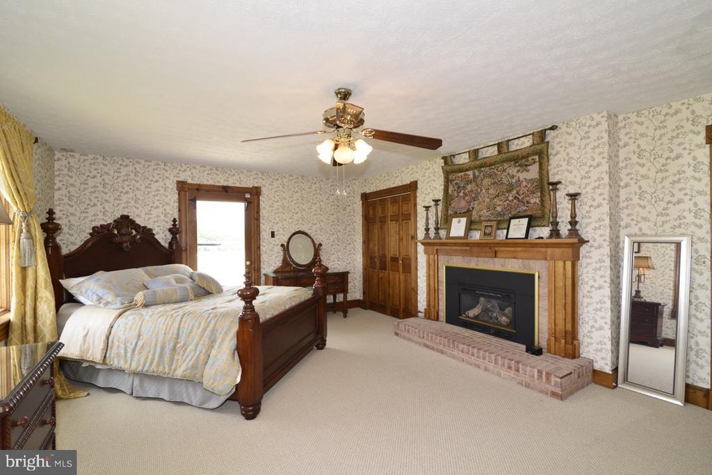 Bedroom - 346 SALEM CHURCH RD, BOYCE