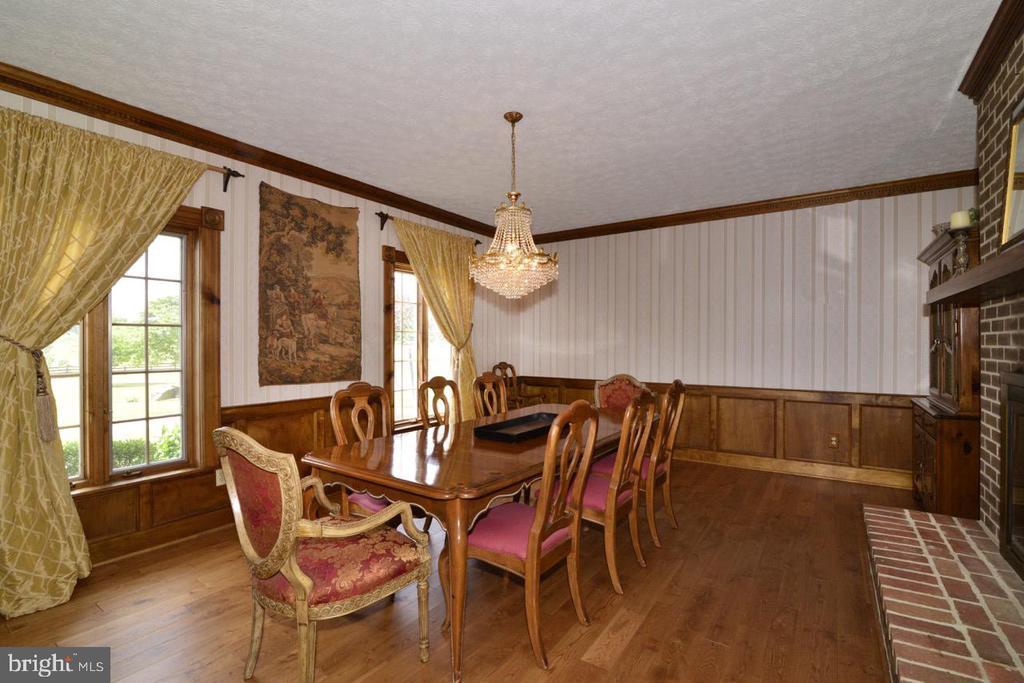 Dining room - 346 SALEM CHURCH RD, BOYCE