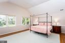 Master Bedroom Suite - 10735 BEECHNUT CT, FAIRFAX STATION