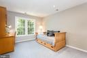 Bedroom 3 of 4 - 10735 BEECHNUT CT, FAIRFAX STATION