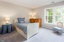 Bedroom 4 of 4 - 10735 BEECHNUT CT, FAIRFAX STATION