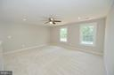 Spacious master bedroom with recessed and ceiling - 3 CLARA MAE COURT, ROUND HILL