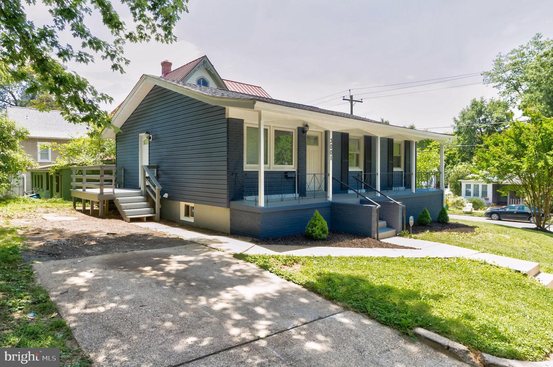 Single Family Homes 용 매매 에 Mount Rainier, 메릴랜드 20712 미국
