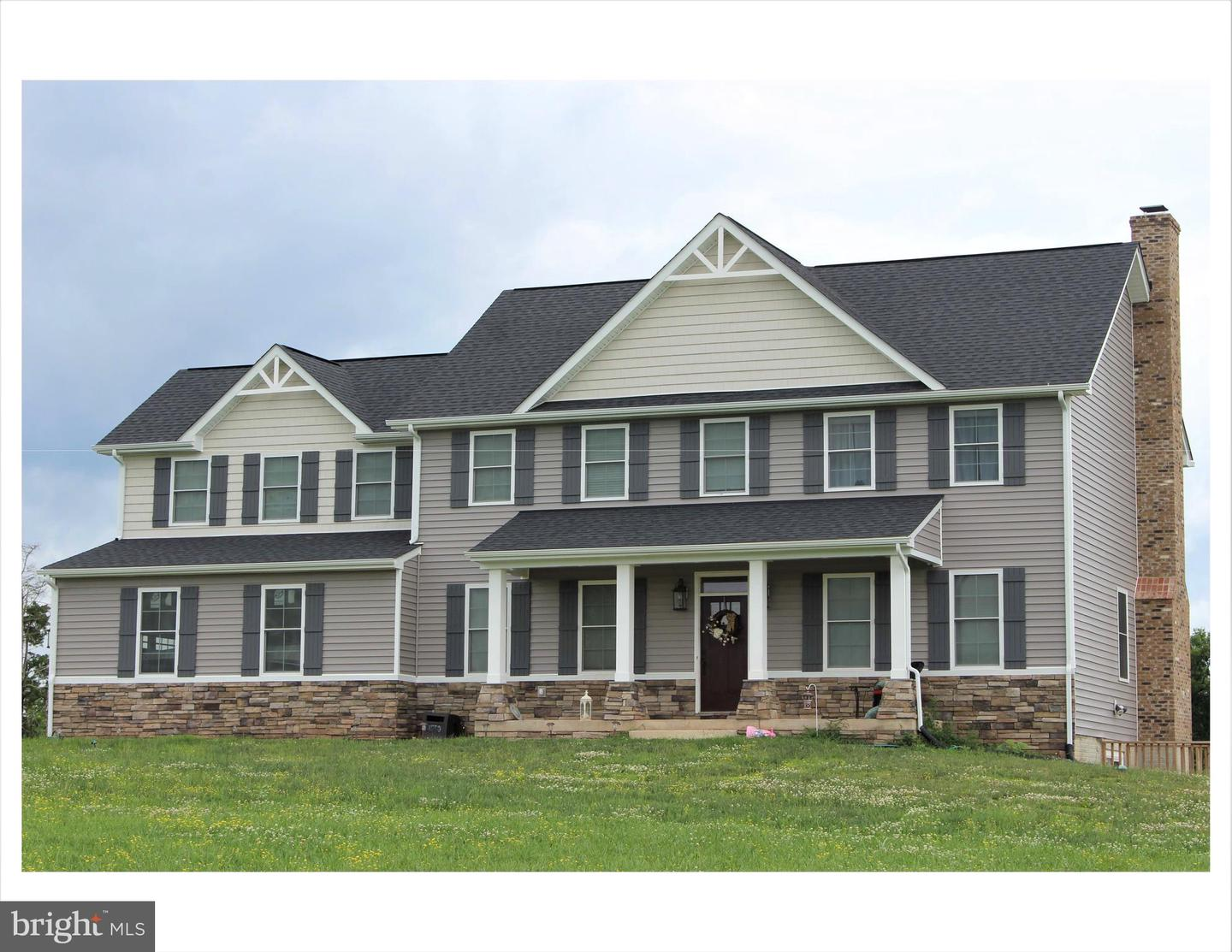 Single Family Homes for Sale at Catlett, Virginia 20119 United States