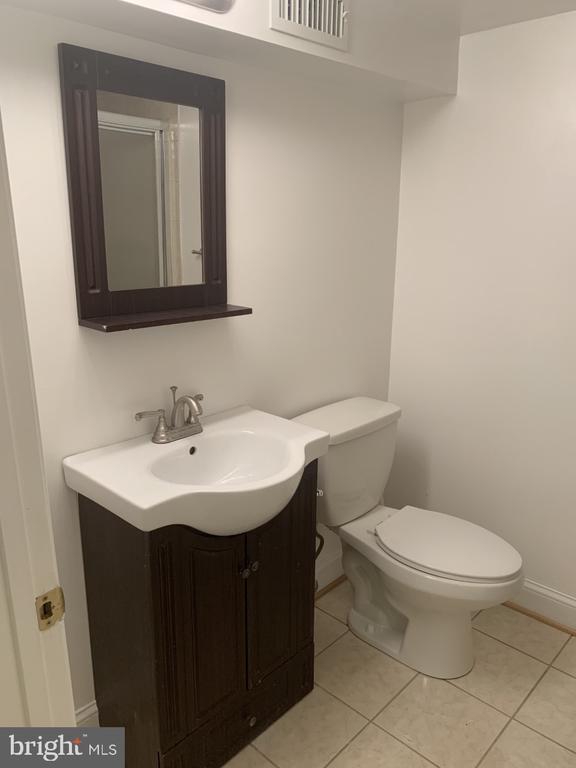 4th Bathroom in Basement - 6012 VALERIAN LN, NORTH BETHESDA
