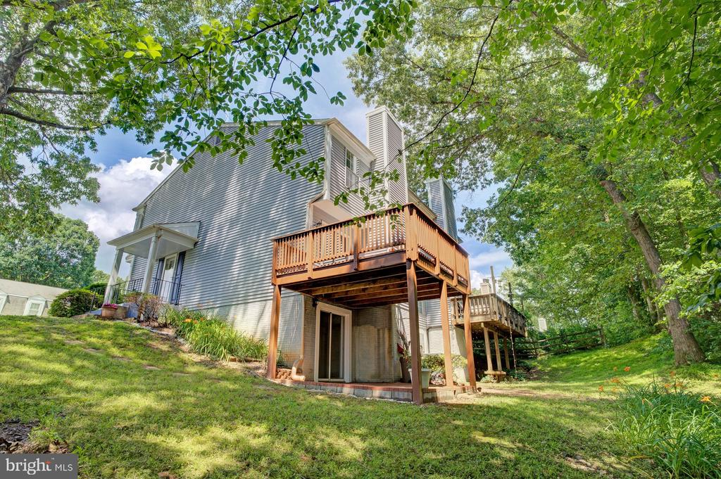 Quiet and secluded! - 5994 POWELLS LANDING RD, BURKE