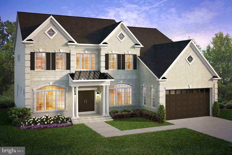 Similar to home to be built - 1321 BANQUO CT, MCLEAN